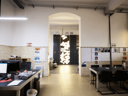 Immobilienprojekt Marienpark Berlin: Mieter die Agentur Vaterblut